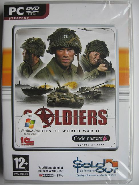SOLDIERS. Heroes of world war II