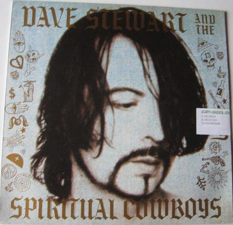 DAVE STEWART. And The Spiritual Cowboys