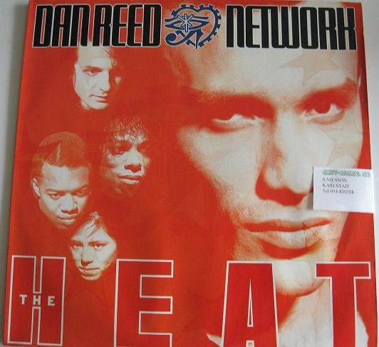 DAN REED & NETWORK. The Heat