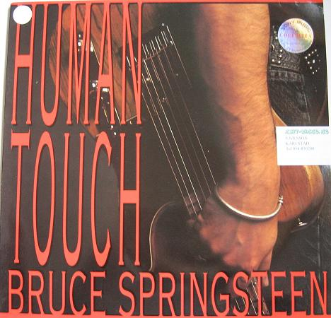 BRUCE SPRINGSTEEN. Human touch