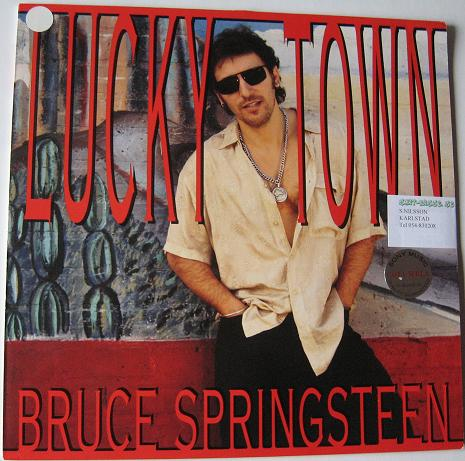 BRUCE SPRINGSTEEN. Lucky town