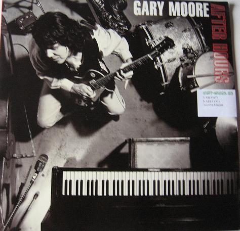 GARY MOORE. After hours