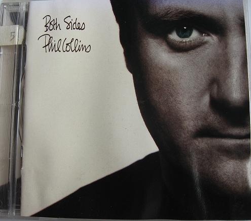 PHIL COLLINS. Both sides