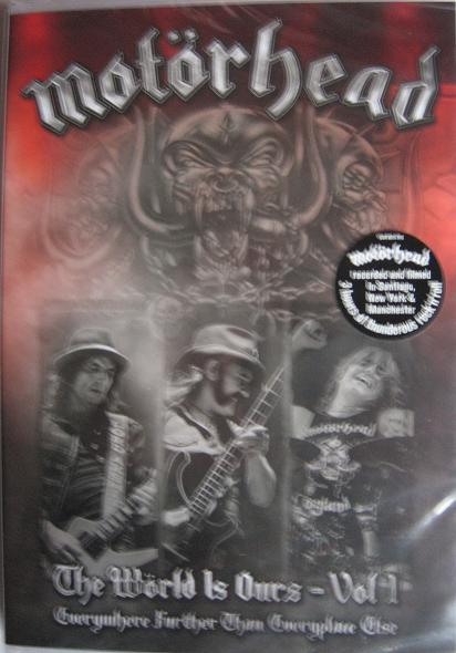 MOTÖRHEAD. The wörld is ours-Vol 1