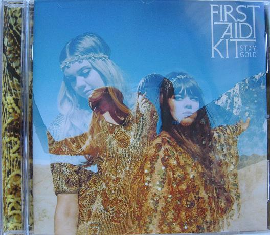 FIRST AID KIT. Stay gold