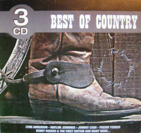 BEST OF COUNTRY. Div artister