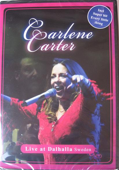 CARLENE CARTER. Live at Dalhalla