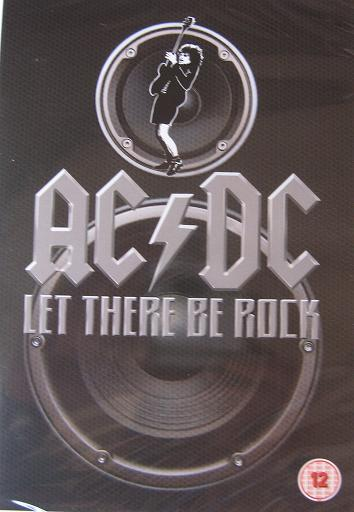 AC/DC. Let there be rock