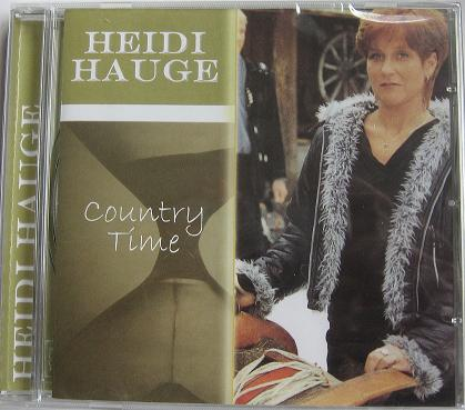 HEIDI HAUGE. Country time