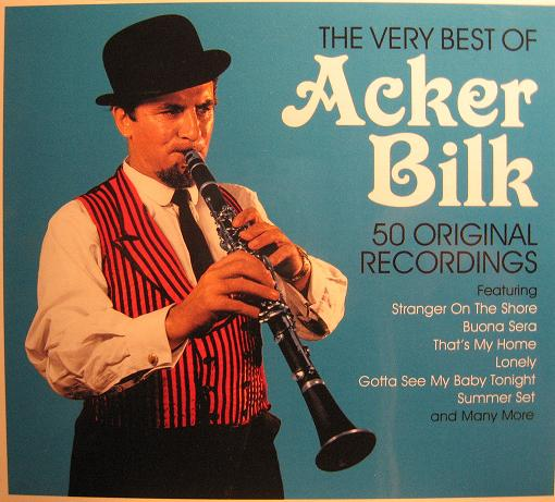 ACKER BILK. The very best of