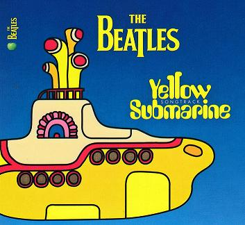 THE BEATLES. Yellow submarin