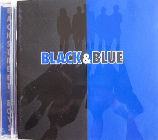 BACKSTREET BOYS. Black & Blue
